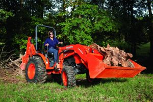 B3350 ROPS Compact Tractor